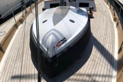 SY Titania deck storage