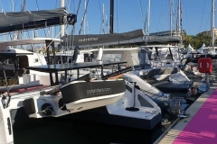 Outremer line up at Cannes Yachting Festival 2018