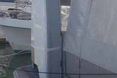 Beneteau Trawler 44 up storage - Auckland Courtesy of Kingfisher