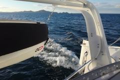 OC300 on davits