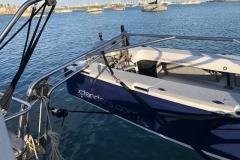 loop on deck custom davit points