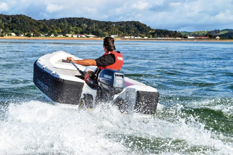 OCTenders gets great review in Boating NZ