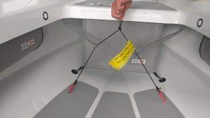 Through Hull Carbon Pad eyes for custom lifting points