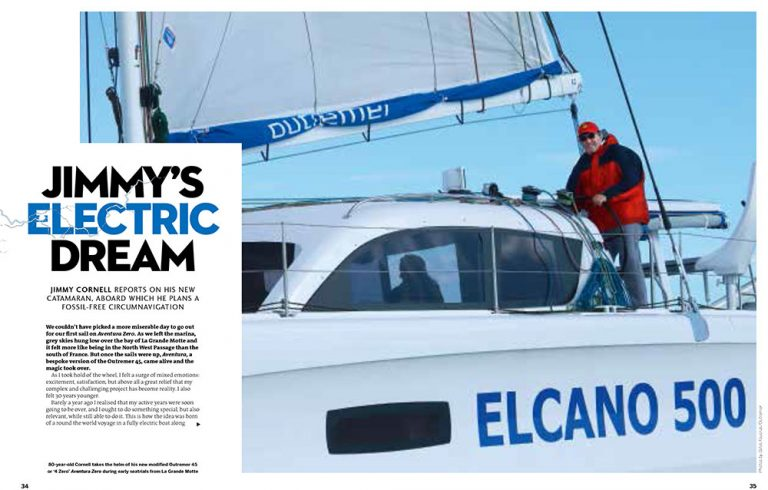 OCTenders in the Yachting World Magazine December edition